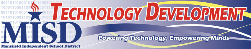 MISD Technology Development